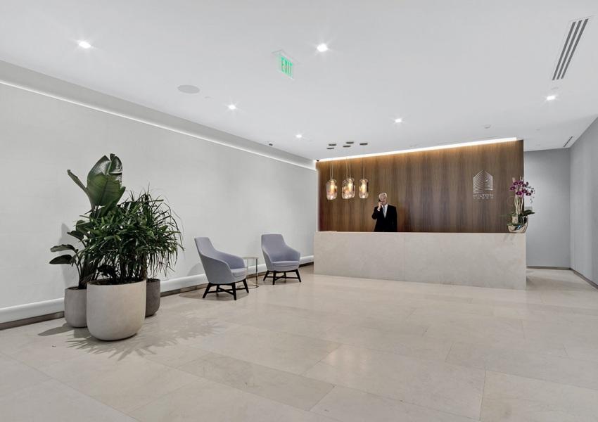 Milton Tower Reception Hall