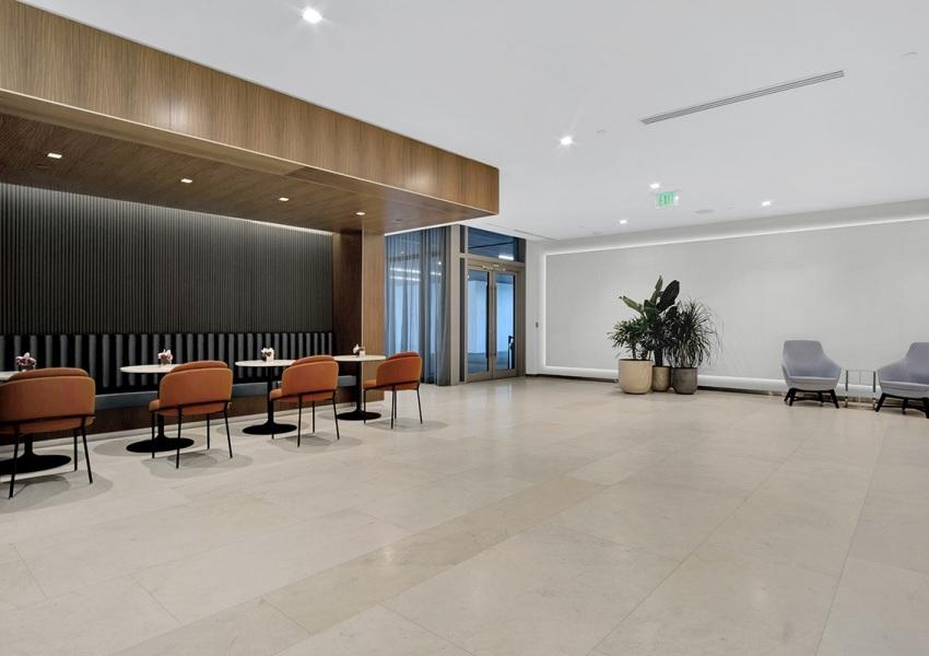 Milton Tower Interior View